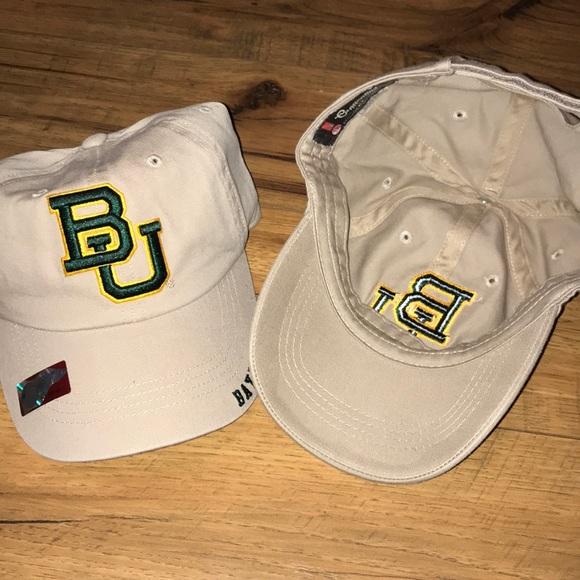 buy online 5dcf4 de28b NWT Baylor University Bears BU Cap Hat - NCAA